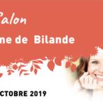Salon bien-être plus bilande octobre 2019