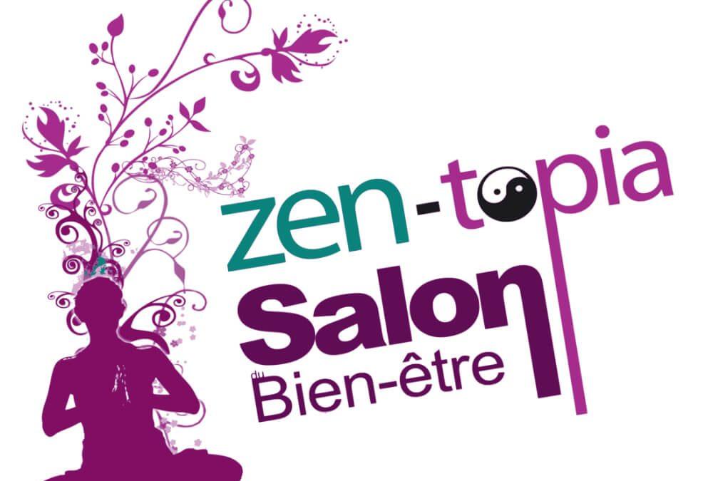 Salon Zen-topia du 13 au 15 septembre 2019 à PEPINSTER