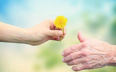 Les soins à domicile pour les personnes âgées