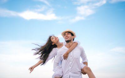 Pourquoi un nouveau couple ressemble beaucoup à un vaisseau spatial…